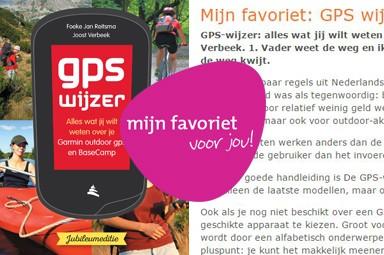 54e14d34155cbb GPS-wijzer: alles wat jij wilt weten over je Garmin outdoor gps en  BaseCamp, Foeke Jan Reitsma en Joost Verbeek.